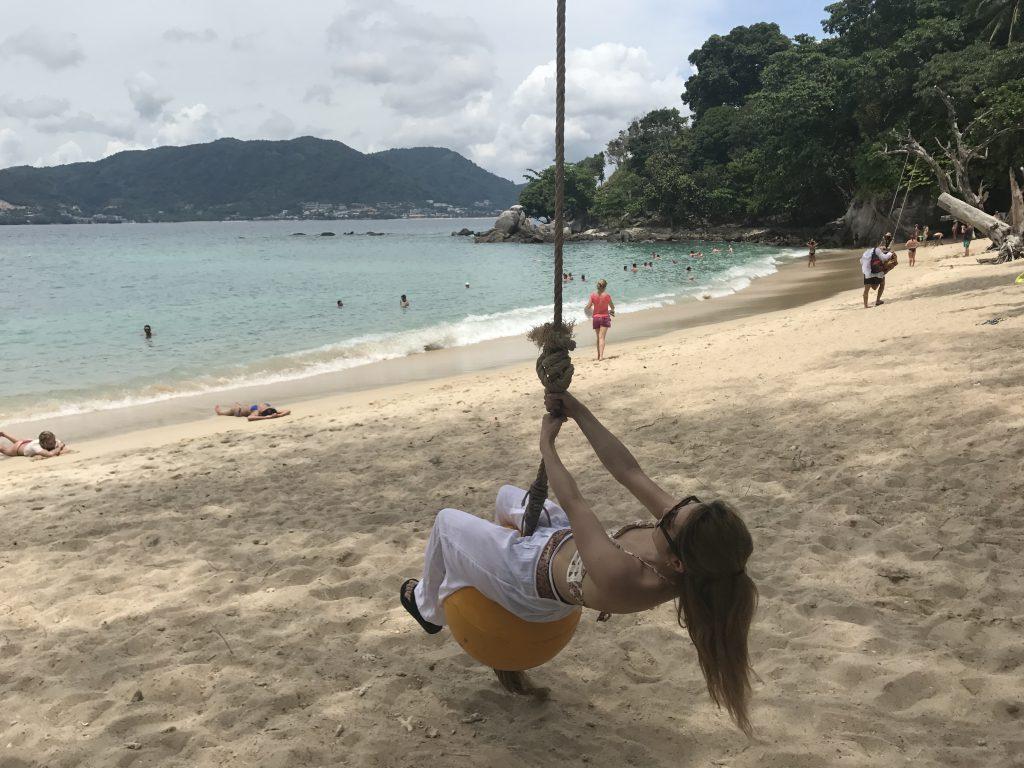 ヘアサロン 香港 プーケット旅行