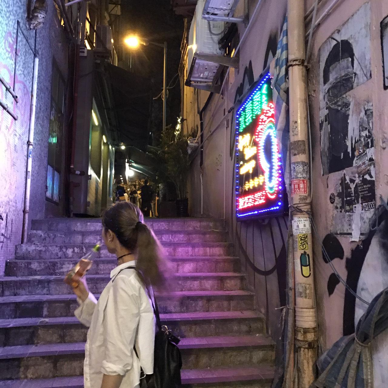 ヘアサロン モデルハント 香港